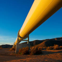 Yellow pipeline